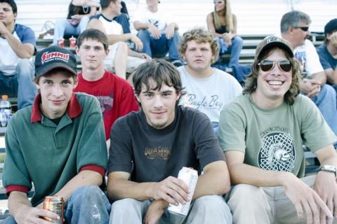 Oxford Plains Speedway 2006