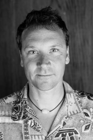 Rob, Brunchstock 2013 by Eric Holsinger