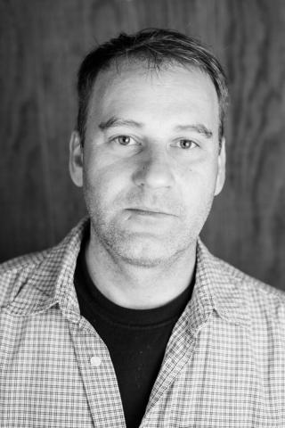 Mike, Brunchstock 2013 by Eric Holsinger
